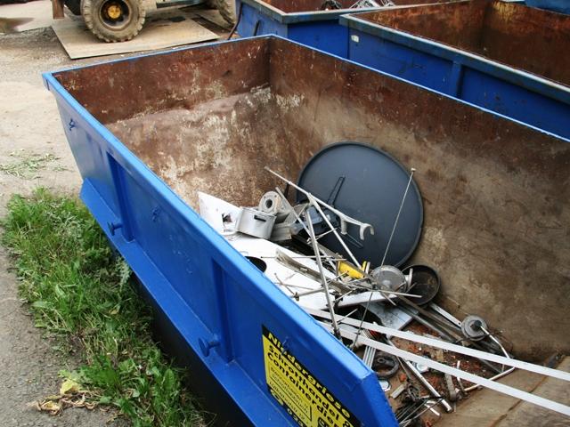 Container - 7m³ Mulde