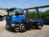 LKW - Scania 94c 260 - Seitenansicht
