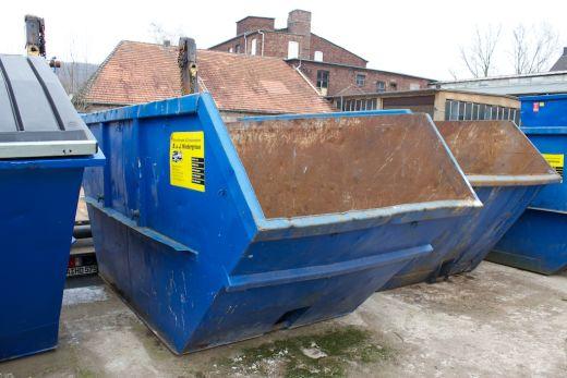 7 Kubikmeter Container