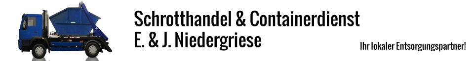 Schrotthandel & Containerdienst Hagen | Schrottankauf